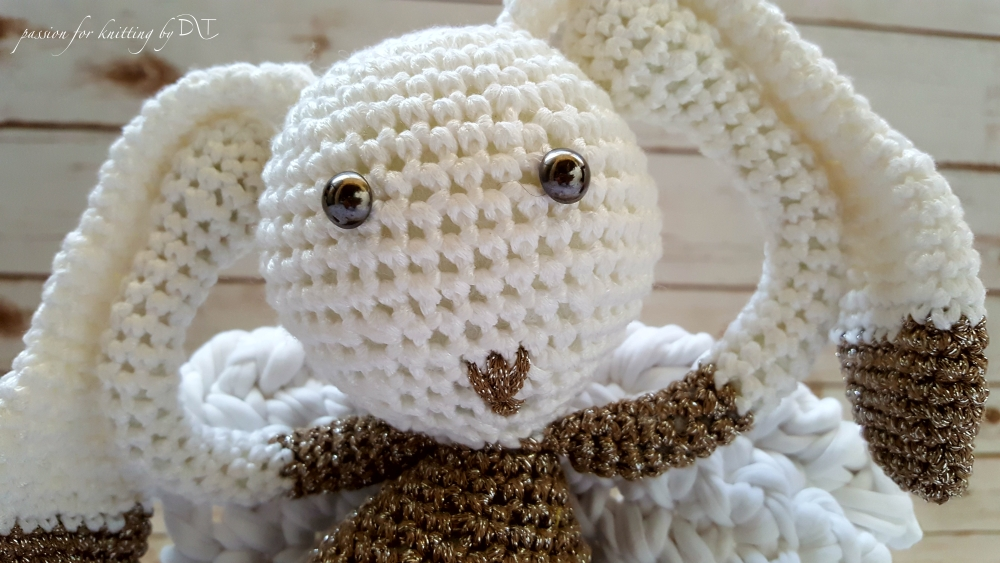 Crochet handmade Bunny